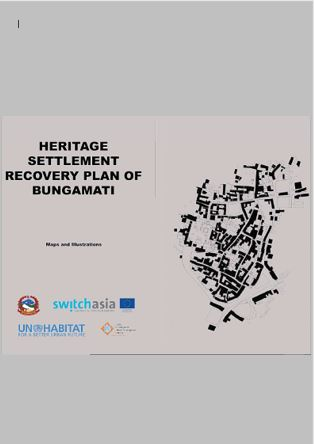 Heritage Settlement Recovery Plan of Bungamati