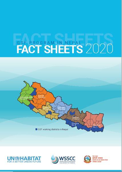 GSF PROGRAM IN NEPAL FACT SHEET 2020