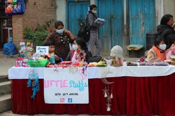Exhibition at Chandragiri