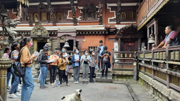 Youths got motivation and confidence to be a professional local tour guide
