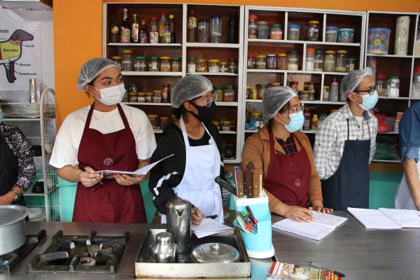 Youth envisioned their career in bakery sector